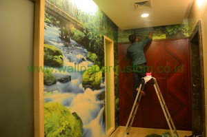 wallpaper custom printing jakarta
