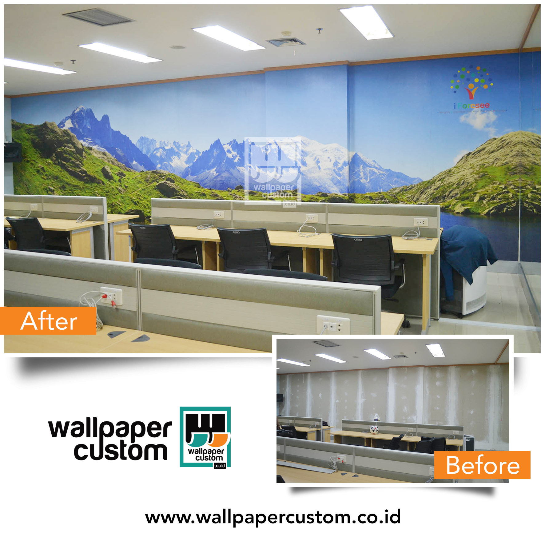 Wallpaper Custom