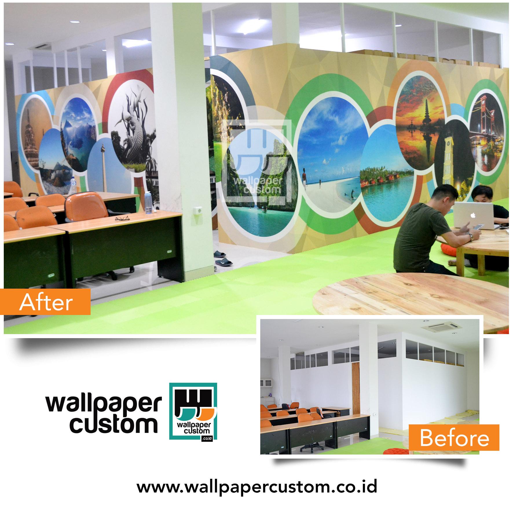Manfaat Wallpaper Custom