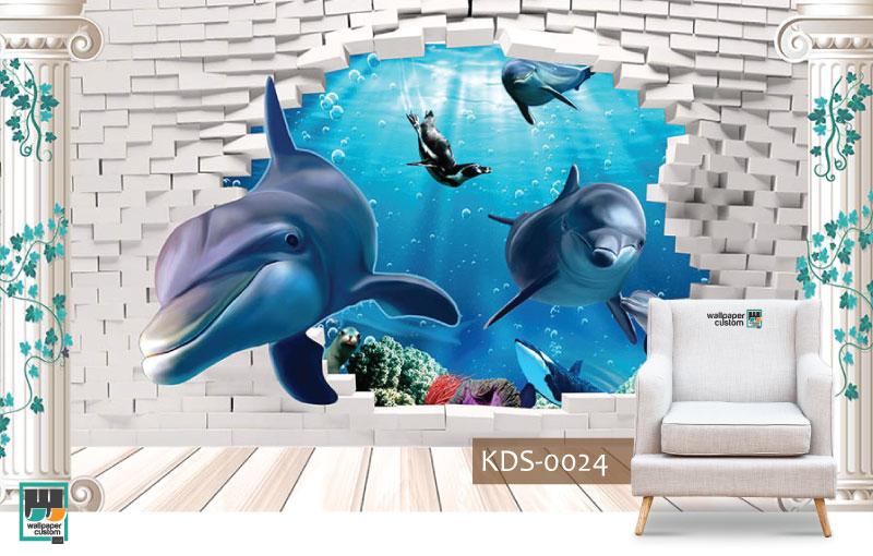 Manfaat Wallpaper Custom Untuk Interior Anda