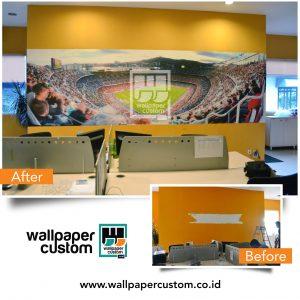 Jual Wallpaper Custom di Jakarta