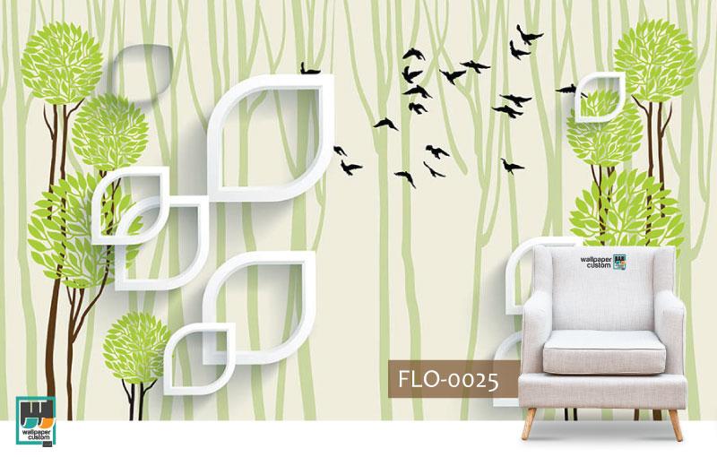 Percantik Ruangan Anda dengan Wallpaper Minimalis