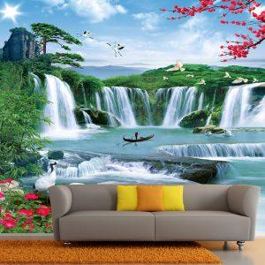 Jual Wallpaper Custom