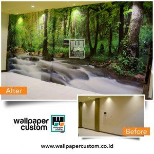 Toko Jual Wallpaper Custom