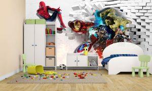 Wallpaper Custom Avengers